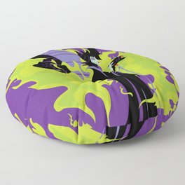 Maleficent Mistress of All Evil Floor Pillow