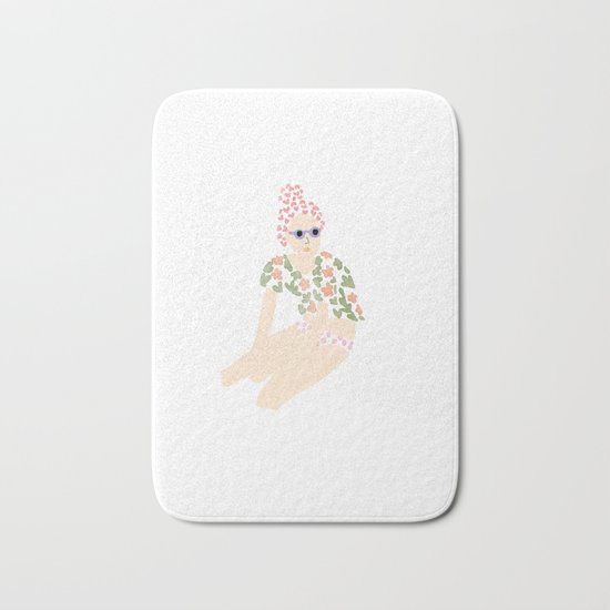How to stay fashionable during summer Bath Mat
