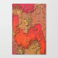 Behind the Walls Canvas Print