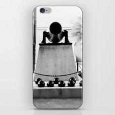 Staring down the barrel... iPhone & iPod Skin