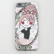 Little Dancer II iPhone 6s Slim Case