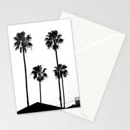 Palm Tree Noir #63 Stationery Cards