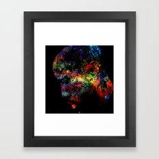 Diabolic Framed Art Print