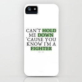 ON iPhone Case