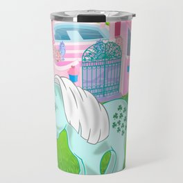 g1 my little pony dream valley Travel Mug