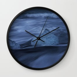 Jökulsárlón Wall Clock