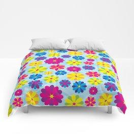 Flowers_101 Comforters