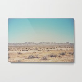 in the distance ... Metal Print