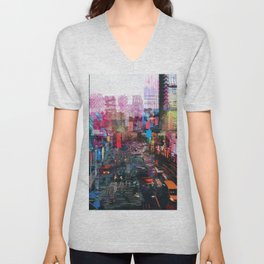 Sweet City Unisex V-Neck