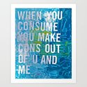 When You Consume by bradwalsh