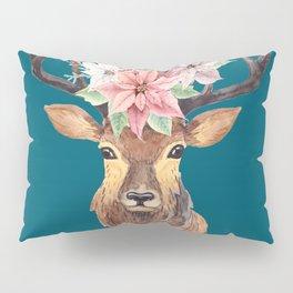 Winter Deer IV Pillow Sham