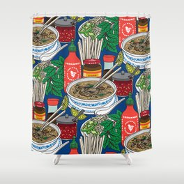 Pho-tastic! Shower Curtain