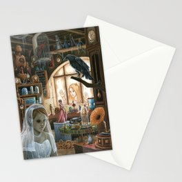 Old Things Stationery Cards
