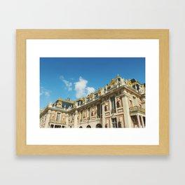 Palace of Versailles Framed Art Print