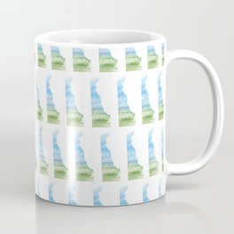 Delaware Home State Coffee Mug