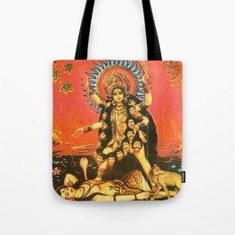 Hindu - Kali 5 Tote Bag
