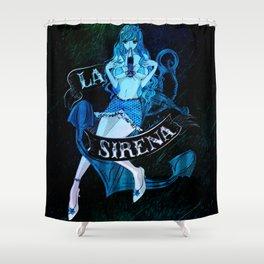 MERMAID MINI Shower Curtain