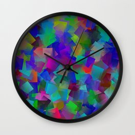 There's no bad weather ... Wall Clock