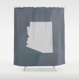 Arizona State Shower Curtain