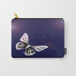 One Butterfly Carry-All Pouch