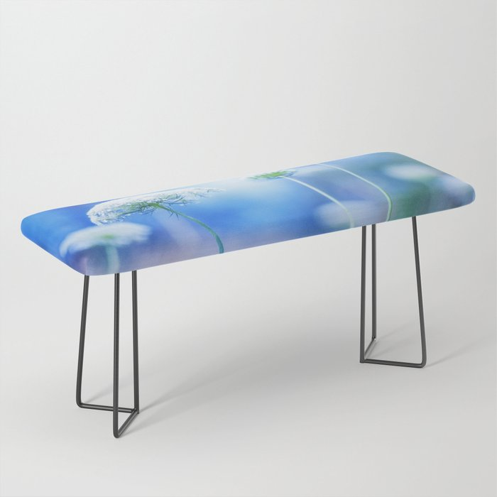 Lace Tops Bench