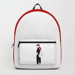 Cut it out Backpack