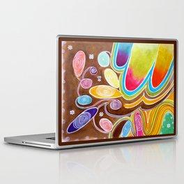 Fingerpaints Laptop & iPad Skin