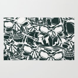 Pirate - White - Pirate Rug