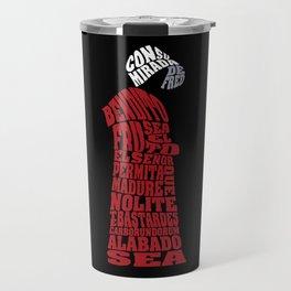 CON SU MIRADA Travel Mug
