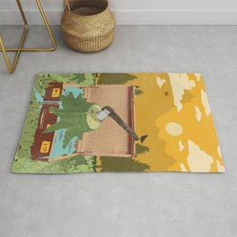 TRAVELING STUMP Rug