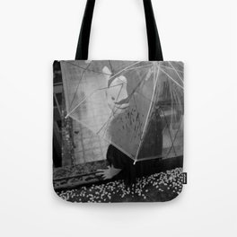 Rainles Skies Tote Bag