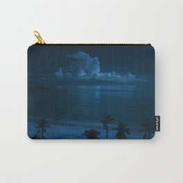 Ocean Storms Carry-All Pouch