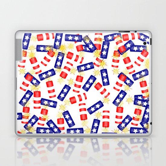 Firecracker Celebration  Laptop & iPad Skin