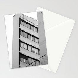 Milan | Building in corso Italia | Luigi Moretti architect Stationery Cards