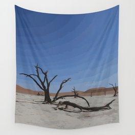 Deadvlei - Namibia Wall Tapestry