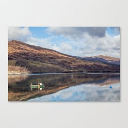 Loch Carron Canvas Print
