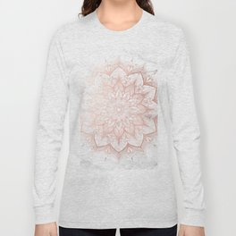 Imagination Rose Gold Long Sleeve T-shirt
