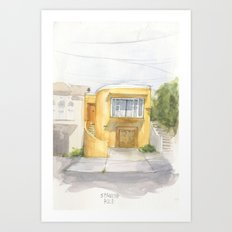 008.  Art Print