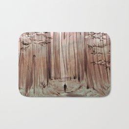 Redwood Forest Bath Mat