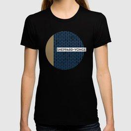 SHEPPARD-YONGE | Subway Station T-shirt