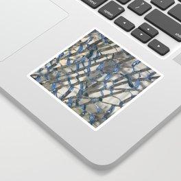 Broken Glass Sticker