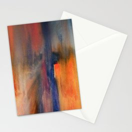 Abstract One Stationery Cards