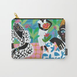 Jungle Queens Carry-All Pouch