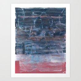 Composition #2 Art Print