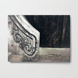 Detail Metal Print