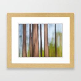 Whispering Pines 2 Framed Art Print
