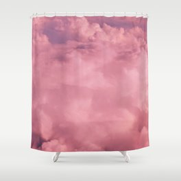 Cotton Candy II Shower Curtain