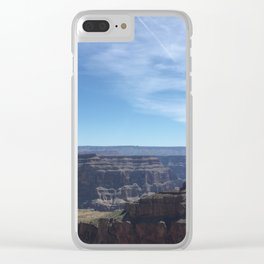 Grand Canyon, South Rim Clear iPhone Case