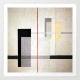 Laszlo Moholy Nagy K VII Art Print