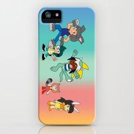 The Jah Land 5 iPhone Case